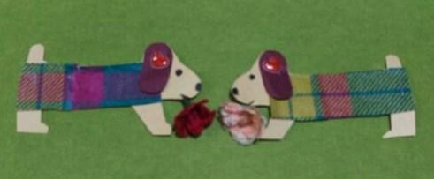 ミニチュアダックスフンドの作り方(How to make a miniature dachshund)