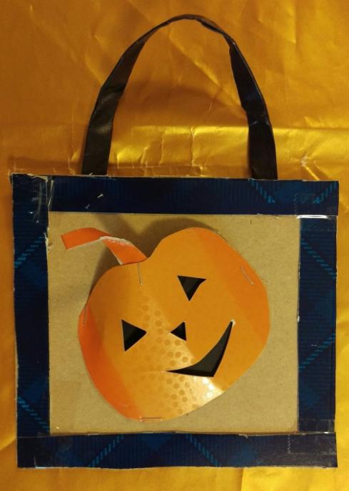 魔女の飾り・バッグ