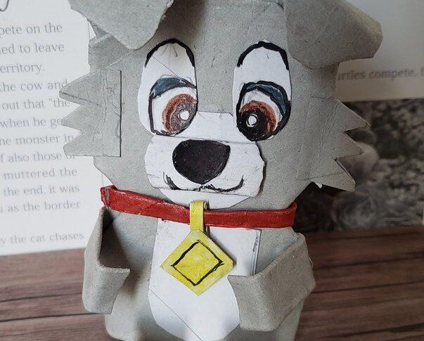 雑種の野良犬