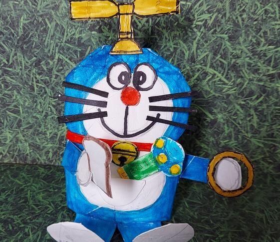 ネコ型ロボット